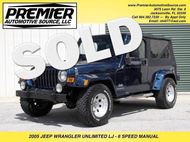 2005 Jeep Wrangler Unlimited LJ Jacksonville , FL 0