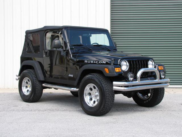 2005 Jeep Wrangler Rubicon Jacksonville , FL 45