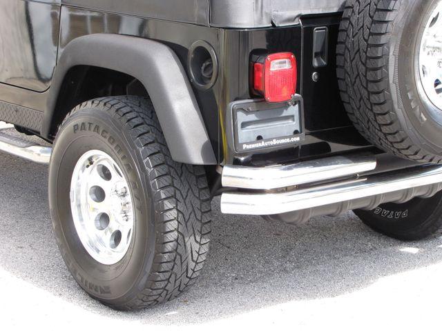 2005 Jeep Wrangler Rubicon Jacksonville , FL 23