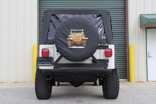 2005 Jeep Wrangler Rubicon Unlimited LJ Jacksonville , FL 21
