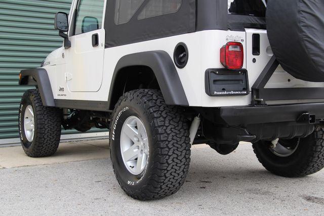 2005 Jeep Wrangler Rubicon Unlimited LJ Jacksonville , FL 22