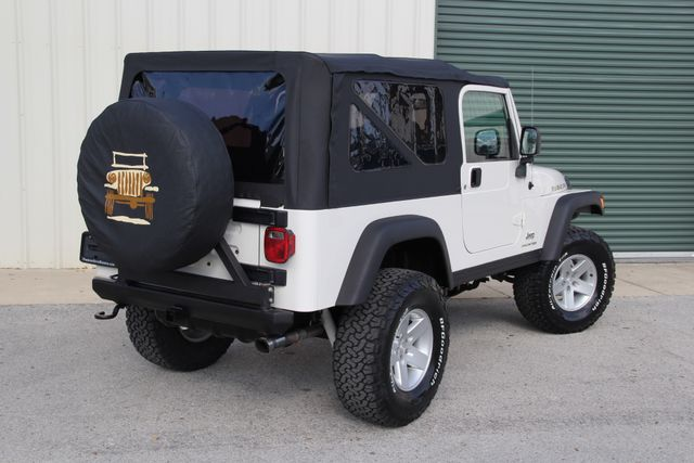 2005 Jeep Wrangler Rubicon Unlimited LJ Jacksonville , FL 53