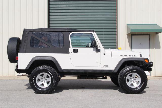 2005 Jeep Wrangler Rubicon Unlimited LJ Jacksonville , FL 9