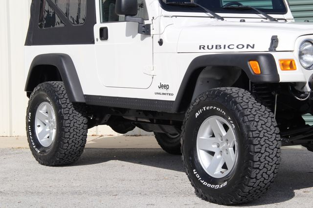 2005 Jeep Wrangler Rubicon Unlimited LJ Jacksonville , FL 15