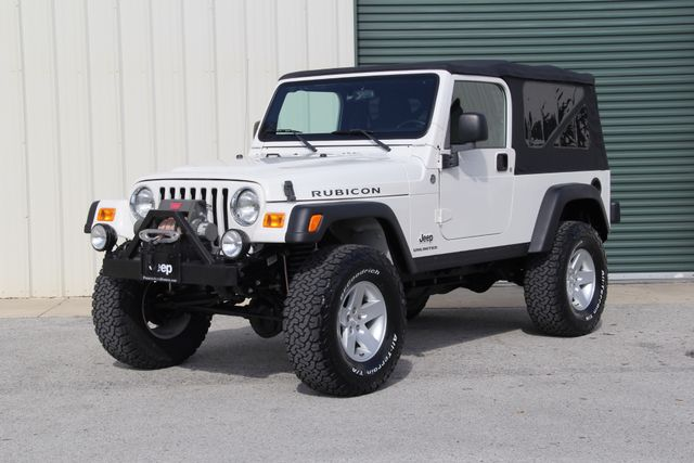 2005 Jeep Wrangler Rubicon Unlimited LJ Jacksonville , FL 50