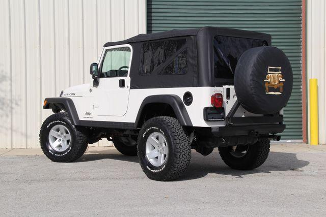 2005 Jeep Wrangler Rubicon Unlimited LJ Jacksonville , FL 52