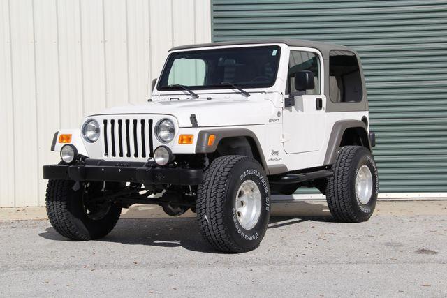 2005 Jeep Wrangler Sport Jacksonville , FL 39