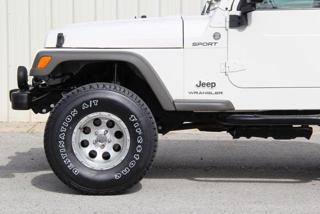 2005 Jeep Wrangler Sport Jacksonville , FL 7