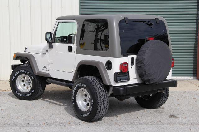 2005 Jeep Wrangler Sport Jacksonville , FL 41