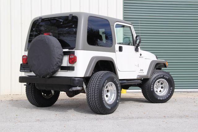 2005 Jeep Wrangler Sport Jacksonville , FL 42