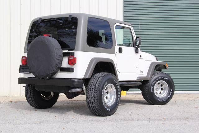 2005 Jeep Wrangler Sport Jacksonville , FL 3