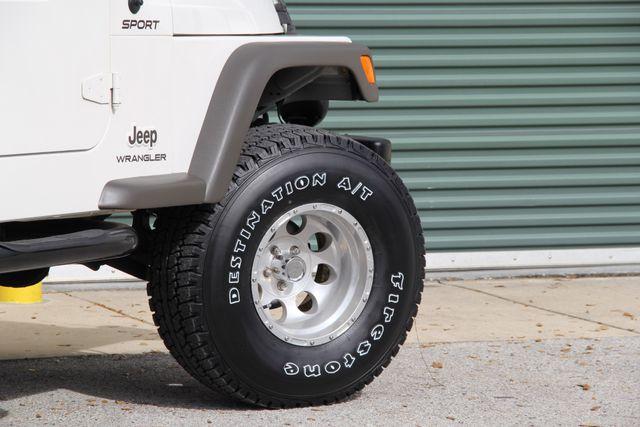 2005 Jeep Wrangler Sport Jacksonville , FL 4