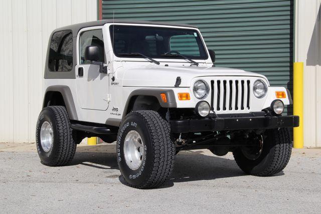 2005 Jeep Wrangler Sport Jacksonville , FL 40