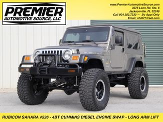 2005 Jeep Wrangler Rubicon Sahara Unlimited LJ Jacksonville , FL