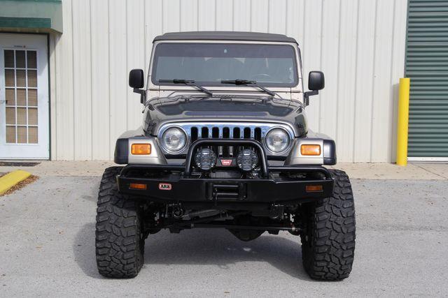 2005 Jeep Wrangler Rubicon Sahara Unlimited LJ Jacksonville , FL 11