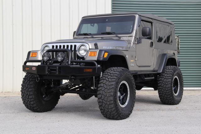 2005 Jeep Wrangler Rubicon Sahara Unlimited LJ Jacksonville , FL 49