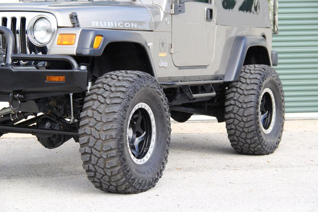 2005 Jeep Wrangler Rubicon Sahara Unlimited LJ Jacksonville , FL 12