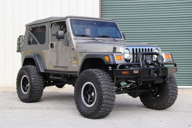 2005 Jeep Wrangler Rubicon Sahara Unlimited LJ Jacksonville , FL 50