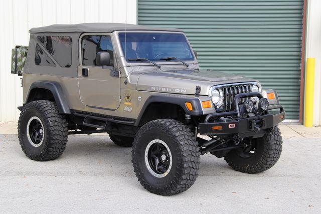 2005 Jeep Wrangler Rubicon Sahara Unlimited LJ Jacksonville , FL 1