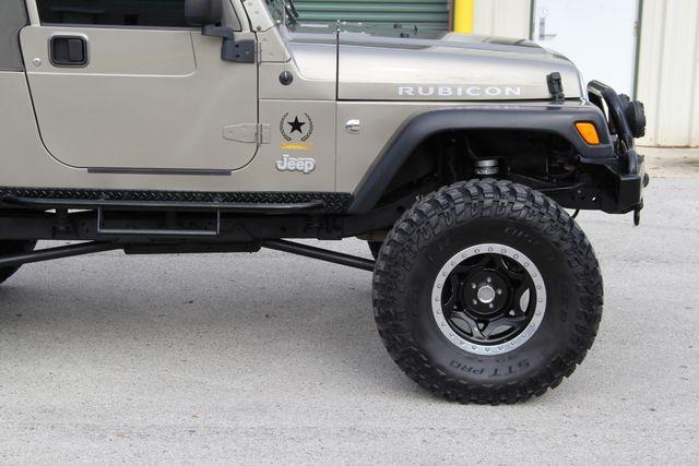 2005 Jeep Wrangler Rubicon Sahara Unlimited LJ Jacksonville , FL 9