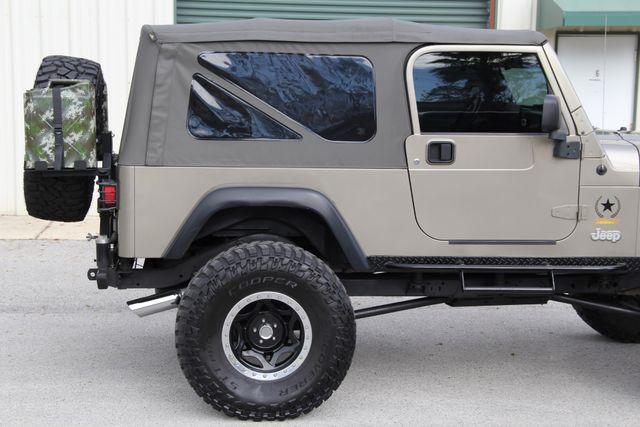 2005 Jeep Wrangler Rubicon Sahara Unlimited LJ Jacksonville , FL 10