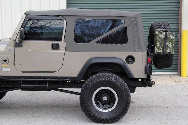 2005 Jeep Wrangler Rubicon Sahara Unlimited LJ Jacksonville , FL 7