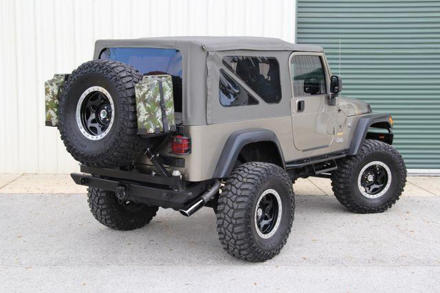 2005 Jeep Wrangler Rubicon Sahara Unlimited LJ Jacksonville , FL 52