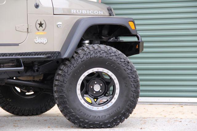 2005 Jeep Wrangler Rubicon Sahara Unlimited LJ Jacksonville , FL 4