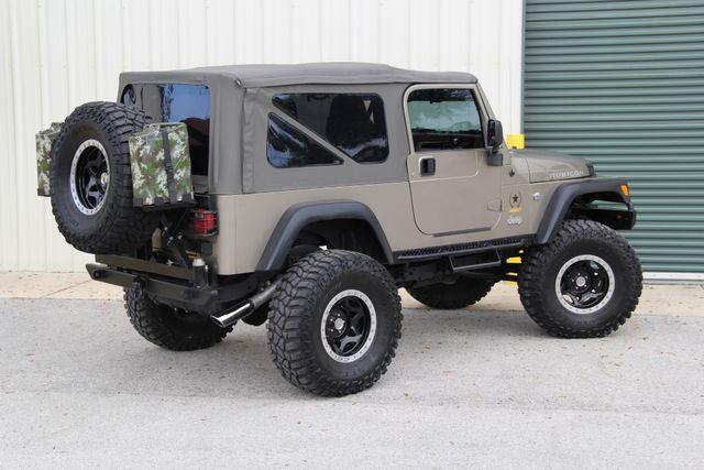 2005 Jeep Wrangler Rubicon Sahara Unlimited LJ Jacksonville , FL 3