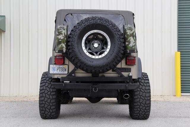 2005 Jeep Wrangler Rubicon Sahara Unlimited LJ Jacksonville , FL 19