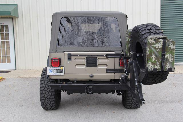 2005 Jeep Wrangler Rubicon Sahara Unlimited LJ Jacksonville , FL 22