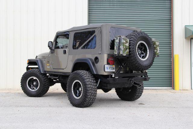 2005 Jeep Wrangler Rubicon Sahara Unlimited LJ Jacksonville , FL 51