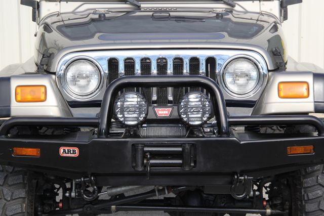 2005 Jeep Wrangler Rubicon Sahara Unlimited LJ Jacksonville , FL 14