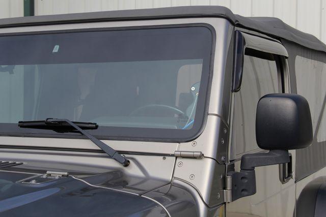 2005 Jeep Wrangler Rubicon Sahara Unlimited LJ Jacksonville , FL 17