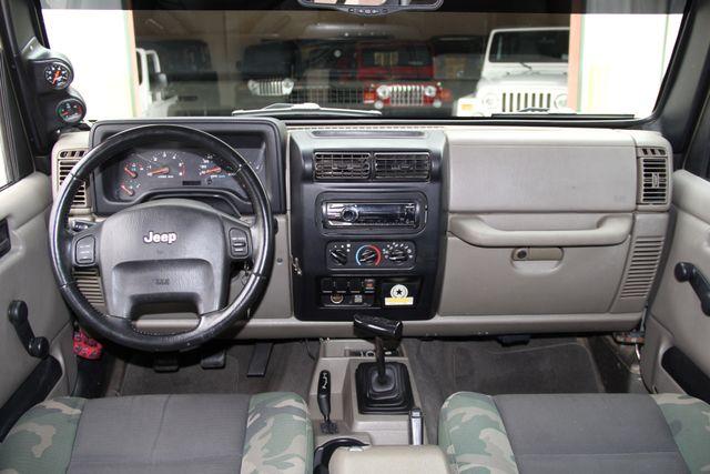 2005 Jeep Wrangler Rubicon Sahara Unlimited LJ Jacksonville , FL 24