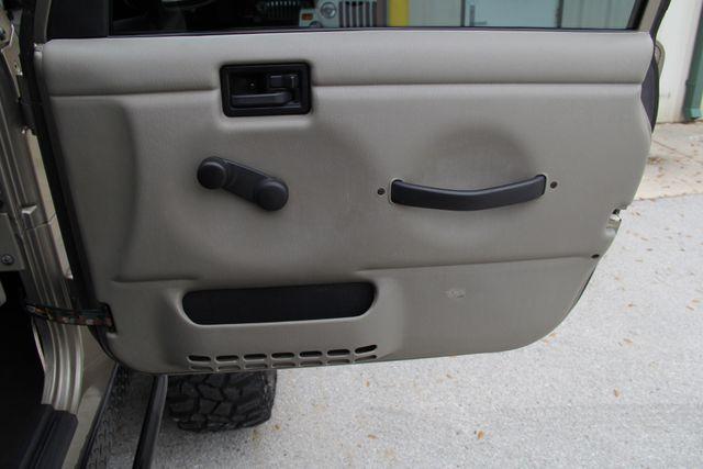 2005 Jeep Wrangler Rubicon Sahara Unlimited LJ Jacksonville , FL 32