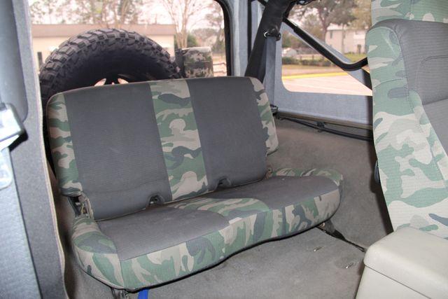 2005 Jeep Wrangler Rubicon Sahara Unlimited LJ Jacksonville , FL 35