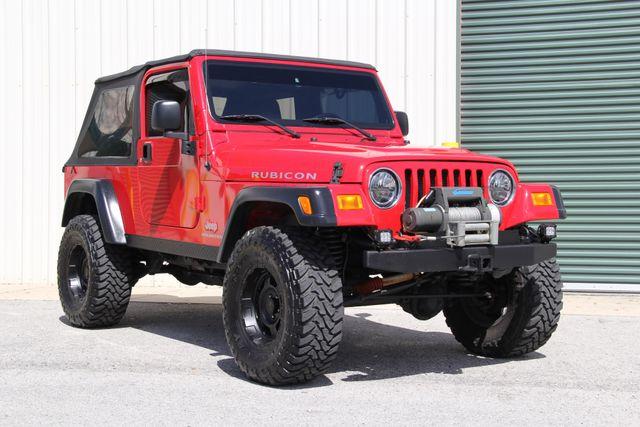 2005 Jeep Wrangler Rubicon Unlimited LJ Jacksonville , FL 1