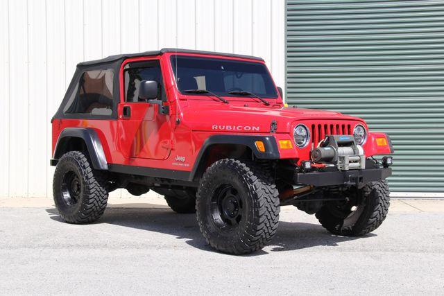 2005 Jeep Wrangler Rubicon Unlimited LJ Jacksonville , FL 54