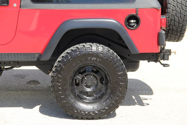 2005 Jeep Wrangler Rubicon Unlimited LJ Jacksonville , FL 10