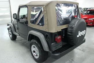 2005 Jeep Wrangler X 4X4 Kensington, Maryland 10