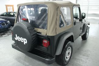 2005 Jeep Wrangler X 4X4 Kensington, Maryland 11