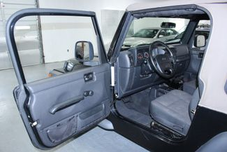 2005 Jeep Wrangler X 4X4 Kensington, Maryland 13