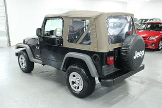 2005 Jeep Wrangler X 4X4 Kensington, Maryland 2