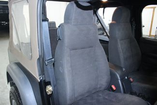 2005 Jeep Wrangler X 4X4 Kensington, Maryland 41
