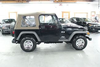 2005 Jeep Wrangler X 4X4 Kensington, Maryland 5
