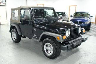 2005 Jeep Wrangler X 4X4 Kensington, Maryland 6