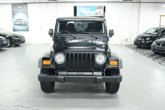 2005 Jeep Wrangler X 4X4 Kensington, Maryland 7
