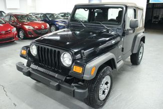 2005 Jeep Wrangler X 4X4 Kensington, Maryland 8