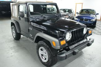 2005 Jeep Wrangler X 4X4 Kensington, Maryland 9